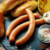 British Native Breed Frankfurters