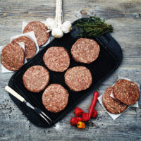 Native Breed Beef Burgers